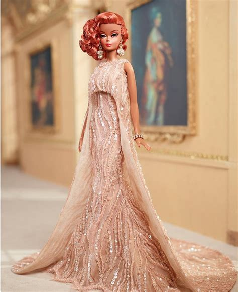 doll collectors ooak parisian doll by mattel designer