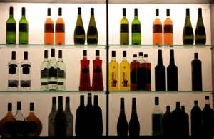 Home Bar Design Ideas file flessen drank jpg wikimedia commons