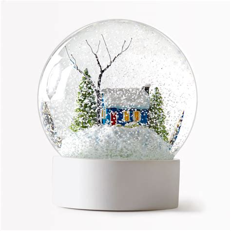 snow globe it s such a feeling how i felt at church today the