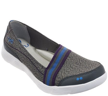 ryka slip on sneakers ryka slip on sneakers with css technology swivel plus
