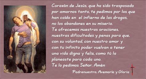 imagenes catolicas de sanacion tarjetas y oraciones catolicas oraci 211 n por los drogadictos 2