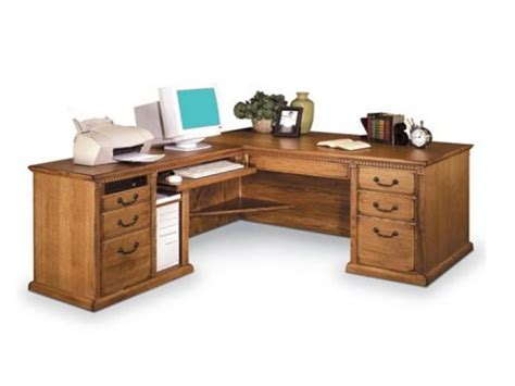wooden l shaped office desk handmade wooden l shaped desk desk design wooden l