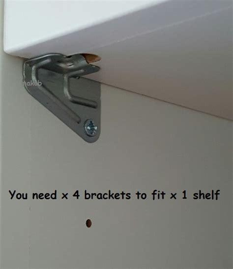 ikea besta shelf pins ikea besta shelf support brackets x 4 brand new free