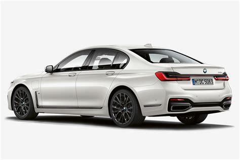 bmw  plug  hybrid sedan hiconsumption