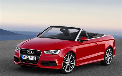 A3 Audi Cabrio by Audi A3 Cabriolet 2014 Widescreen Car Pictures 12