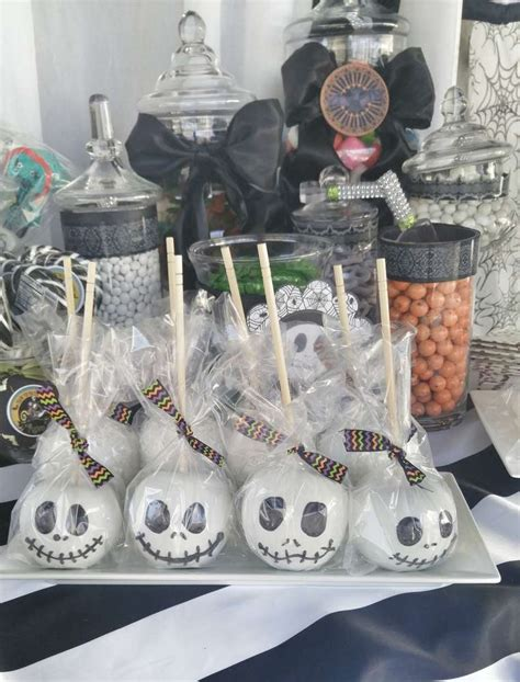 nightmare before christmas baby shower party ideas photo