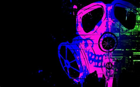 wallpaper cool things wallpapers and other cool stuff 7th of december gasmask