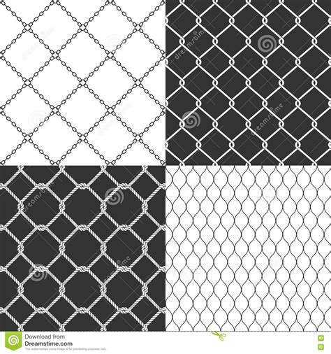 security paper pattern vector wire mesh seamless vector pattern stock vector