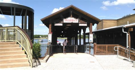 boat launch disney springs the landing at disney springs gets a new ferry dock