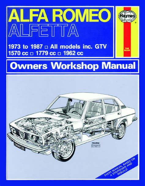 online car repair manuals free 1992 alfa romeo spider electronic throttle control haynes manual alfa romeo alfetta 1973 1987 up to e
