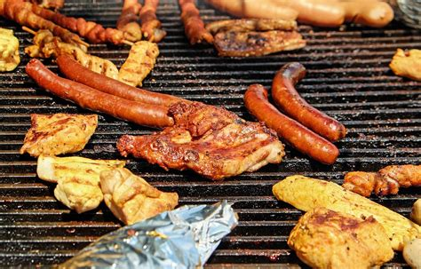 Recette Bar Grillé by Barbecue Sausage 183 Free Photo On Pixabay