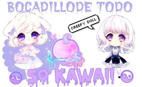 imagenes kawaii chidas bocadillo de todo gifs de tumblr kawaii 1