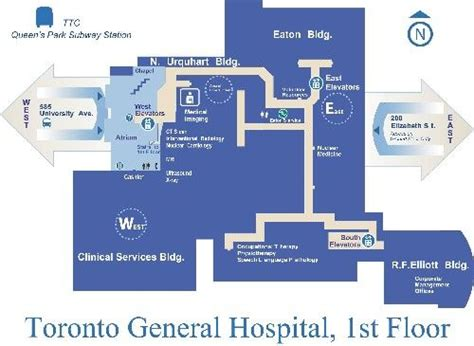 general hospital floor plan hospitals to the and toronto on pinterest