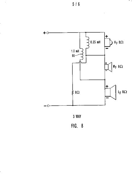 capacitor crossover network capacitor less crossover network for electro acoustic loudspeakers by diaural l l c au