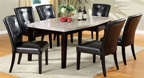 marble dining room sets marion i marble top oval edge dining room set from