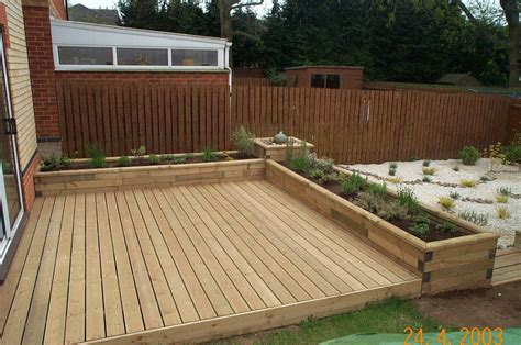 Small Deck Designs On A Budget