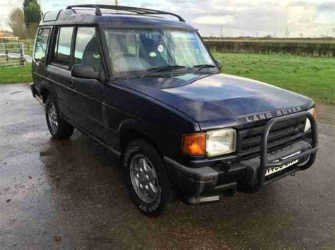 1996 land rover discovery problems 1996 land rover discovery blue 200 tdi 4x4 90 defender