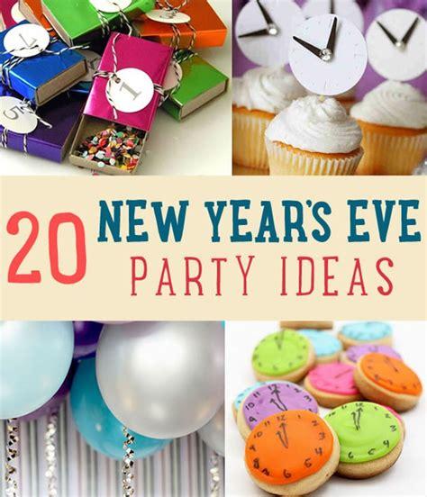 new year ideas 20 new years ideas diy ready