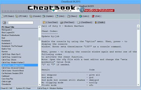cheatbook 01 2008 issue january 2008 a cheat code tracker with cheatbook issue 04 2015 april 2015 cheats hints and tips
