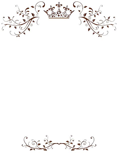 wedding invitation border png photos png mart