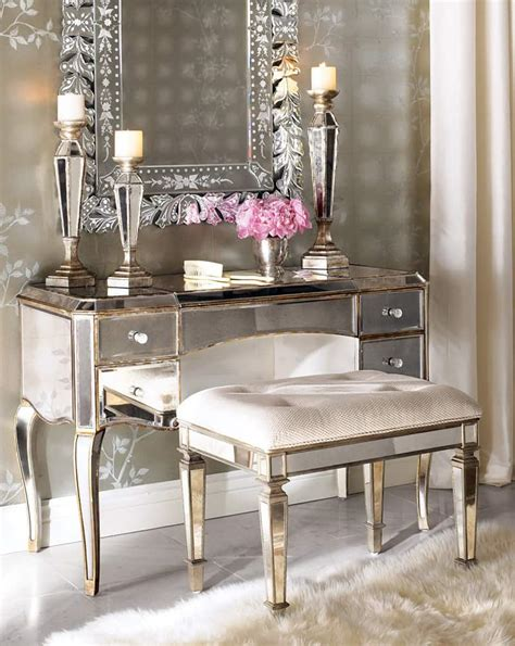 Bathroom Mirror Ideas Diy by 25 Chic Makeup Vanities From Top Designers