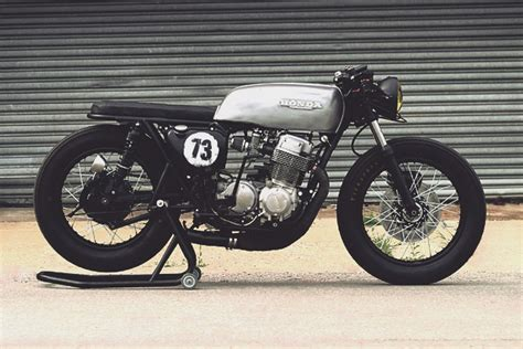 Motorrad Gabel Tiefer Legen by 73 Honda Cb750 Wes York Pipeburn