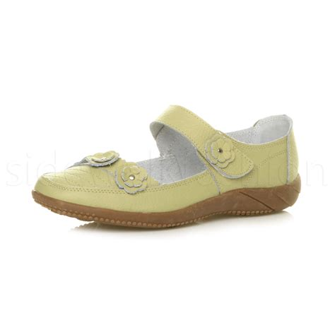 women s comfort sandals walking womens ladies leather comfort walking casual sandals mary