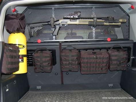 Suv Gun Rack by Gun Rack Hide Your Guns