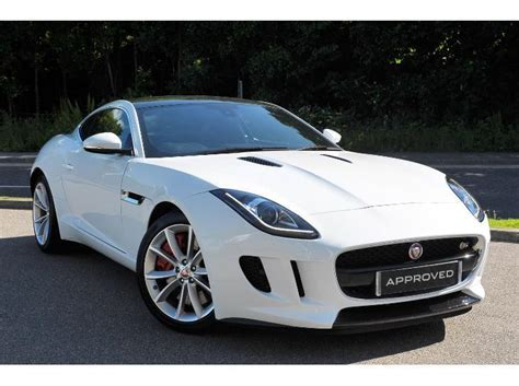 2 Door Jaguar classic jaguar f type coupe 2 door 3 0 v6 s 380ps for sale
