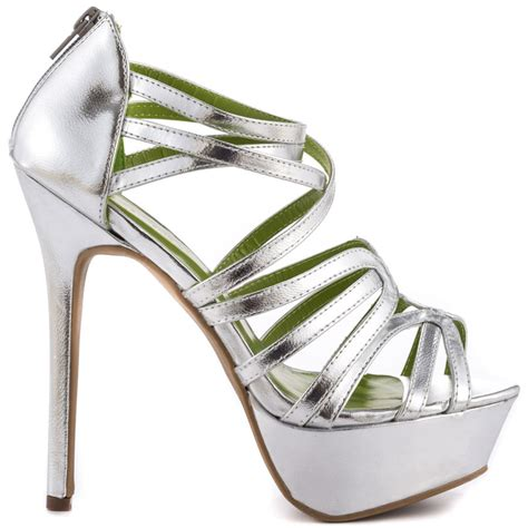 silver shoes enola silver shoe republic 54 99 free shipping