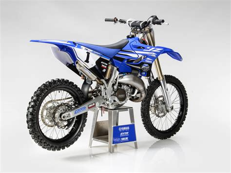 yamaha yz 125 dekor kit motocross magazine two stroke tuesday yamaha yz125
