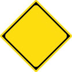 template sign file japanese road warning sign template svg wikimedia