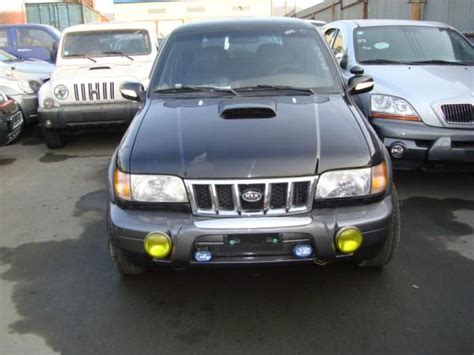 2002 kia sportage sale 2002 kia sportage for sale 2 0 diesel automatic for sale