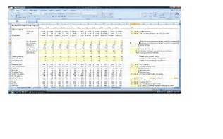 Departmental Budget Template Maintenance Department Budget From Hvac Books