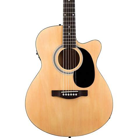 Gitar Akustik Fender List fender fa135ce concert acoustic electric guitar music123