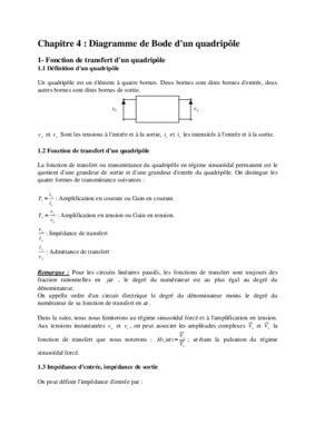 comment tracer le diagramme de bode d une fonction de transfert diagramme bode gauss pdf notice manuel d utilisation