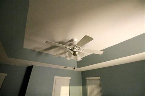 updating  standard ceiling fan
