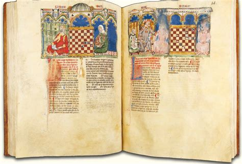 libro the first collection of reprint of libro de los juegos de ajedrez dados y tablas de alfonso x el sabio 1283