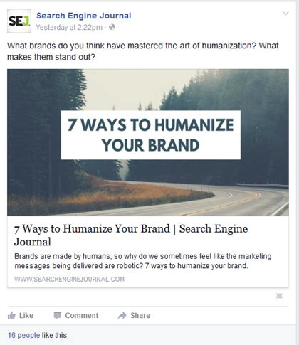 facebook questions a new way to interact with your fans 8 ways to drive traffic to your blog with facebook sej
