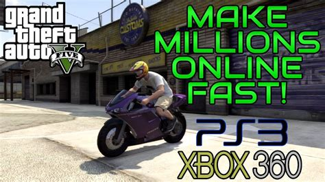 How To Make Money On Gta Online Xbox One - how to get money on gta 5 xbox 360 howsto co