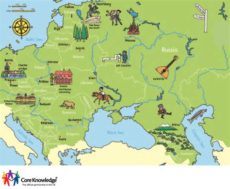 geography of europe map maps geography