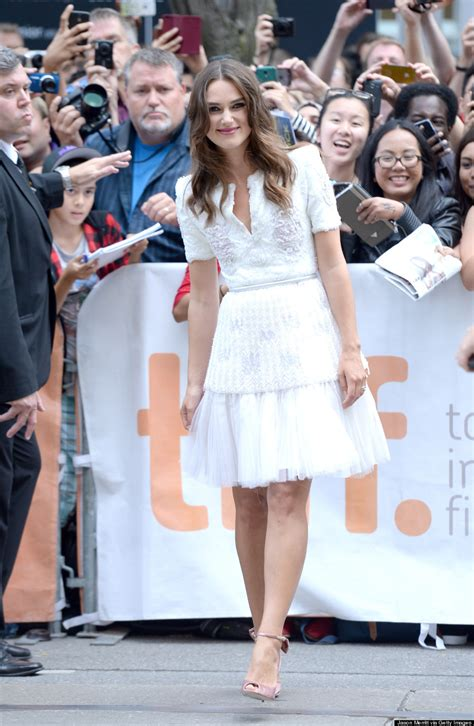 Keira Knightly In Chanel At Tiff For Atonement Premiere In Canada by Keira Knightley Is Tiff S 2014 Best Dressed In