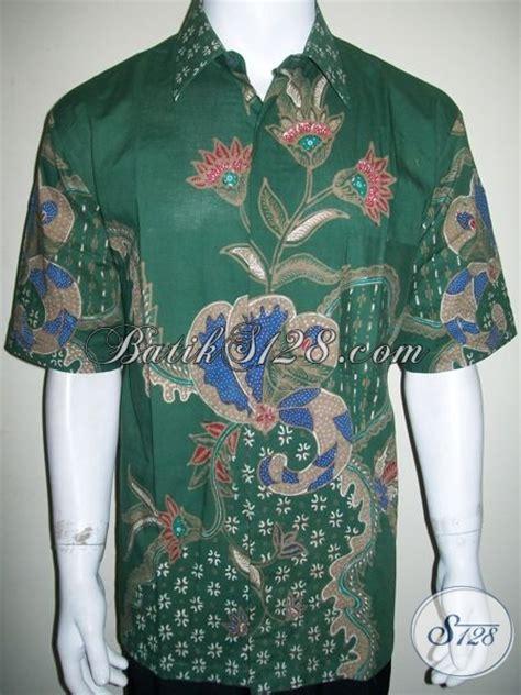 trend warna kain 2014 kemeja batik pria masa kini trend busana batik tulis 2014