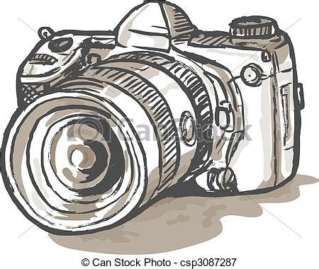 comment dessiner un appareil photo