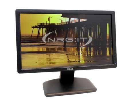 Led Monitor Dell 18 5 Wide In1930 dell in1930 1 year warranty 18 5 quot widescreen tft computer monitor 9jwyx 19 quot ebay