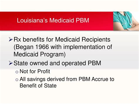 medicaid pharmacy help desk ppt louisiana s medicaid pharmacy benefits management