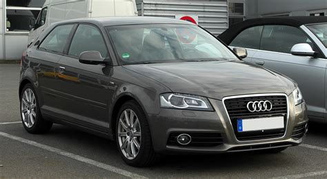Audi A3 2011 by 2011 Audi A3 Sportback 8p Pictures Information And