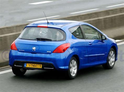 Voiture 2 Portes by Peugeot 308 Version 3 Portes Acte 2