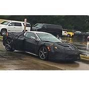 Mid Engine Corvette Our Best Look Yet  CorvetteForum