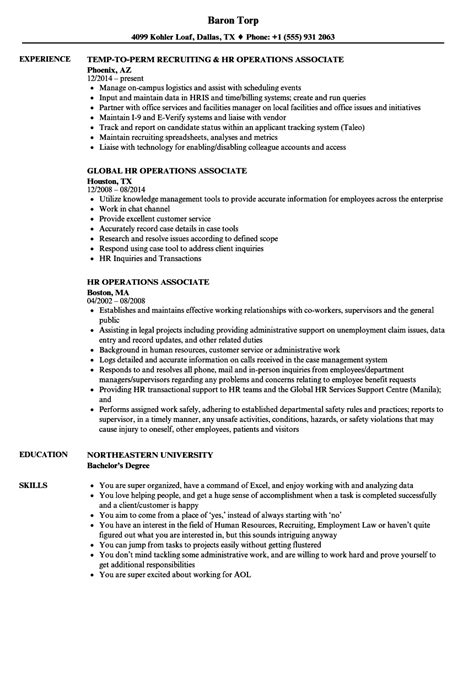 global mobility specialist sle resume field service